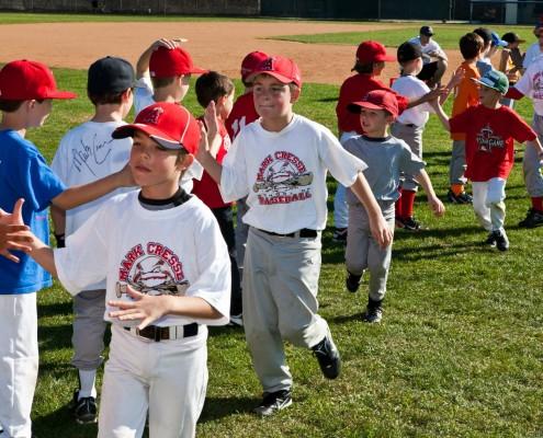baseball camaraderie